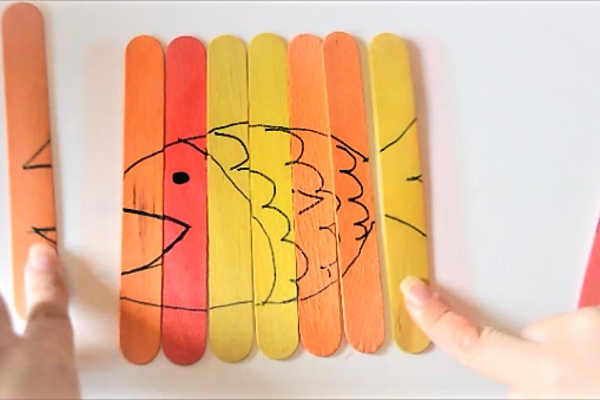 Come realizzare un puzzle in legno handmade – giochi creativi per bambini