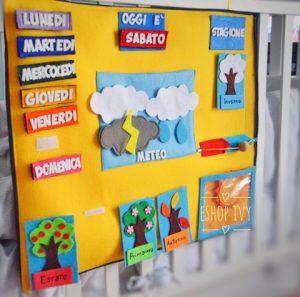 Costruire Calendario Scuola Infanzia.Come Spiegare Le Stagioni Ai Bambini Il Calendario Delle